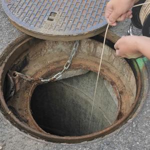 井戸水の濁れ・臭い対策(松山市鴨川)