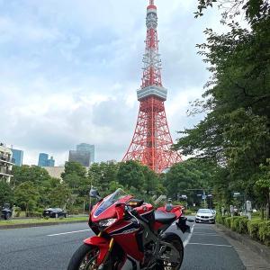 CBR1000RR 東京さんぽ(大田区)