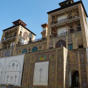 2020/1/2 テヘラン観光1 ゴレスターン宮殿、バザールとか