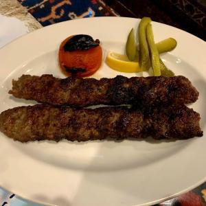 ペルシャ料理レストラン「BolBol」に行ってみた
