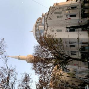 シェアサイクルで日本最大のモスク「東京ジャーミイ」に行ってみた