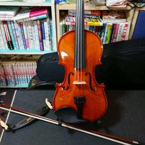 バイオリン始めました(´ω`)🎵