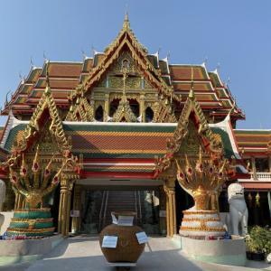 ワット・ブアクアン ノンタブリー県で発見!! 大人気の寺院とは!? タイ国内の隠れた名刹を歩く!!