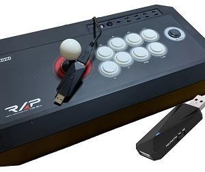 PS3のアケコン(RAP)をPS4 Virtua Fighter esportsで使う方法