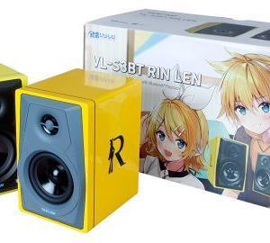 鏡音スピーカー「VL-S3BT RINLEN」をポチってみました!!