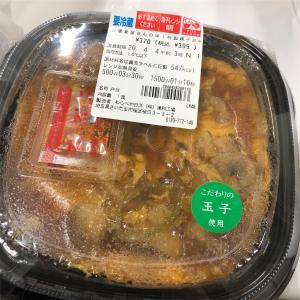 【とんすけの昼飯:セブンイレブン】