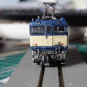 【工作紹介】EF64-1000(双頭連結器装備)