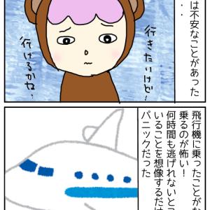 新婚旅行〜ハワイ〜①飛行機怖い