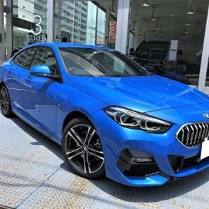 コンフォート寄りなドライブフィール【BMW2シーズグランクーペ218i】試乗レビュー