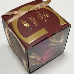 Twitter懸賞 当選報告 2月② ゴディバのチョコレート