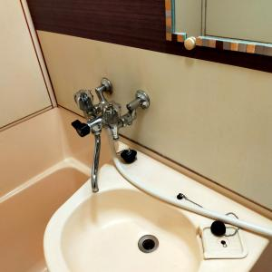 アパートのユニットバスシャワー付き混合水栓をDIYで交換&大悲報