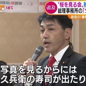 望月エボ子「黒岩議員の質問は1人5千円でやれたのかなのに、安倍総理は論点ずらし。情けさない」