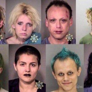 【画像あり】 米オレゴン州で捕まったANTIFAメンバーがこちらwwwwwwwwwwwwwwwwww