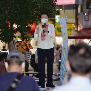 辻元清美(大阪10)「コロナ危機だから投票に行ってください!命のかかった選挙です!」←感染しろと?