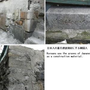 韓国 キチガイ法案『親日派だった人間の墓を掘り起こして死体を暴いて他所へうち捨てる法律』 マジ