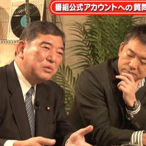 橋下徹氏、石破茂氏は「野党のトップとして自民と勝負してもらいたい」