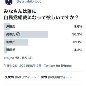 【衝撃】田村淳「みなさんは誰に 自民党総裁になって欲しいですか?」→結果wwwwwww  [509689741]