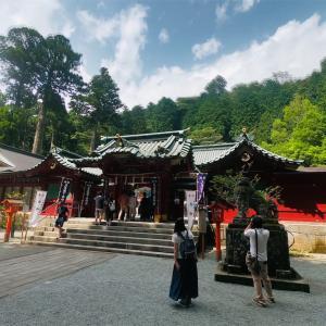 箱根と宗〇勧誘