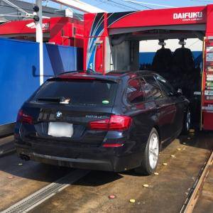 コイン洗車
