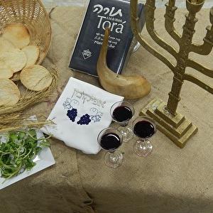 世界で初めの聖餐式 過越の食事 🍞🍷