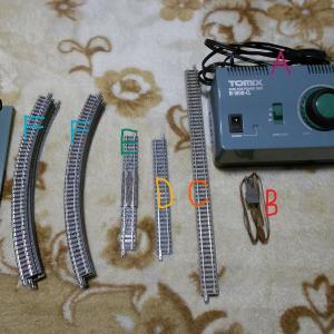 鉄道模型に必要な物①