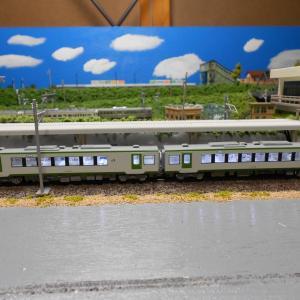 龍王鉄道レイアウト現在の入線車輛紹介 カトーキハ110系列