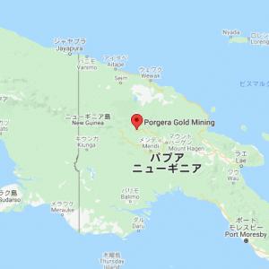 バリックゴールド(GOLD / ABX.TO)がパプアニューギニアで騒動に巻き込まれてる件