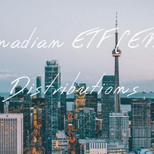 カナダETF(EWC)の分配金と2020年前半までの株価推移(2020年6月)