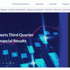 オープン・テキスト(OTEX)より配当金をもらいました(2020年6月)