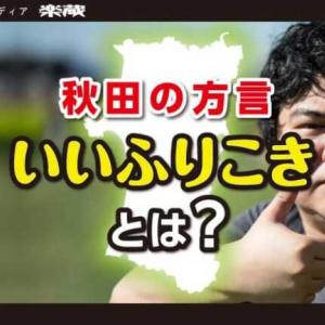【秋田の方言】いいふりこきとは?