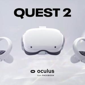 Oculus Rift SとOculus Quest 2のスペック比較 ~買い替えるべきかどうか~
