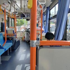 バスが使えると、より楽しくなる(#^.^#)