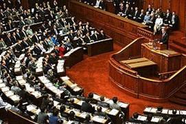 緊張感の乏しい国会