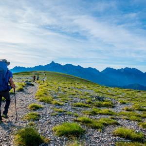 裏銀座縦走3日目・なんだここは天国ですか?いいえ三俣蓮華岳・双六岳です