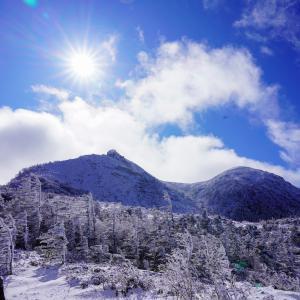 2020年山始め!厳冬期の北八ヶ岳・天狗岳を登る