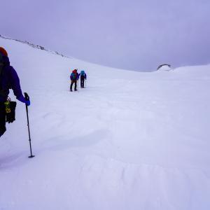 日本で一番高いところにある雪だるま!?厳冬期3000m峰・乗鞍岳リベンジマッチ