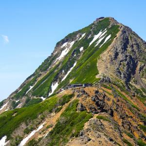 八ヶ岳に思いを馳せる・南八ヶ岳縦走・日帰り登山
