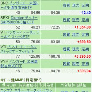 【大公開】米国株ポートフォリオ