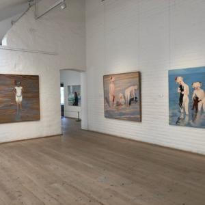 ユールゴーデン島の美術館
