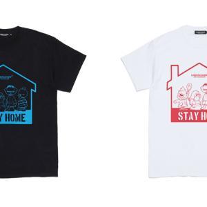 パリコレブランド『STAY HOME』Tシャツ6,000円