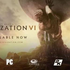 Civ6 - Civilization 6体験記01 - ローマのトラヤヌス帝