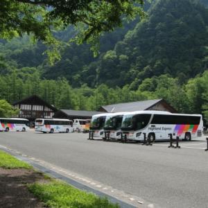 車いすやバギーで上高地に行くには。バス、タクシー?状況に応じて選択肢は3つ。