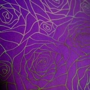 紫の人★空中鍵盤