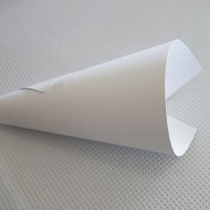 作ってみた★厚紙でなんちゃってメガホン