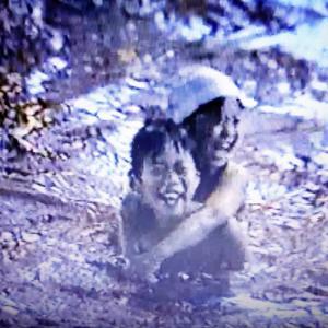 夏休みの思い出★古いビデオをDVDへ