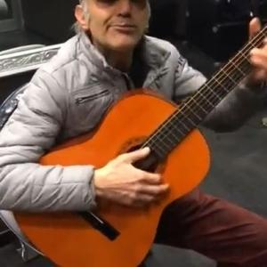 【音楽】芸達者おじさんのひとり「夕陽のガンマン」ギター演奏が凄い!動画主は Italo Veglianteさん