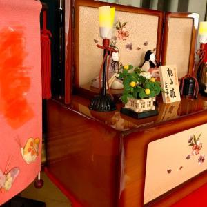 雛人形と遠い日本