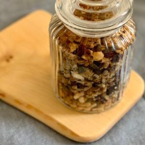 美味しくて超簡単!栄養バランスの良い手作りグラノーラ