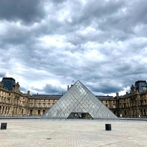 再開したパリの学校の様子