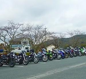 2020年初ツーリング(福山、広島 合同)